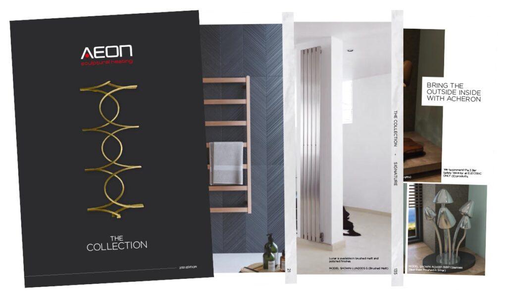 NEW Aeon Catalogue - March 2021