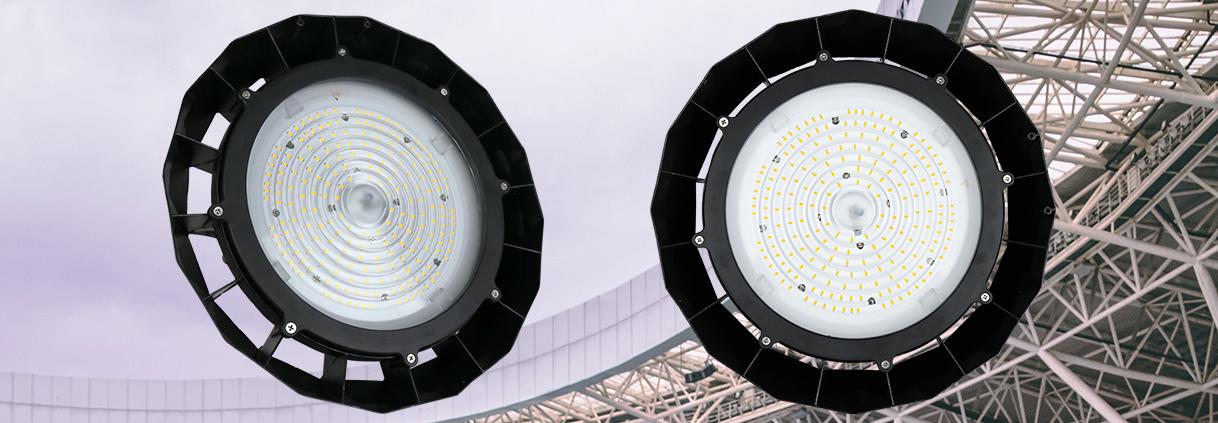 TIME LED Premium Multi Bean Highbays Header image