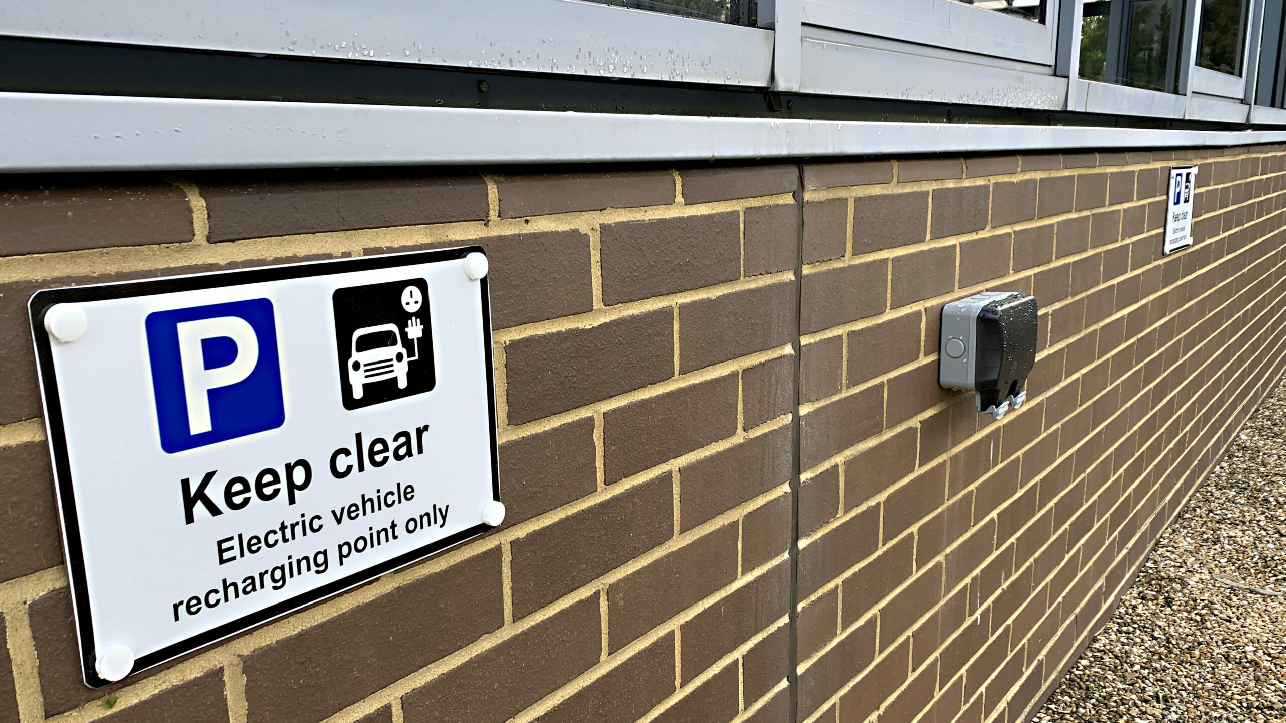 Electric Vehicle Recharging Points at Pitacs Limited, Milton Keynes